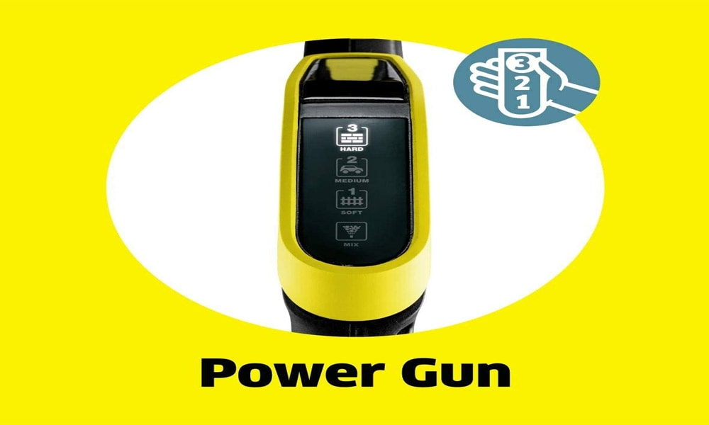 Power gun del Karcher K4