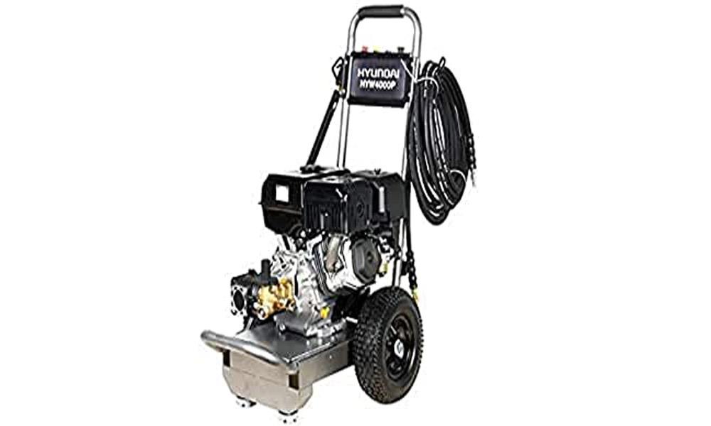 Hidrolimpiadora de gasolina Hyundai HYW4000P
