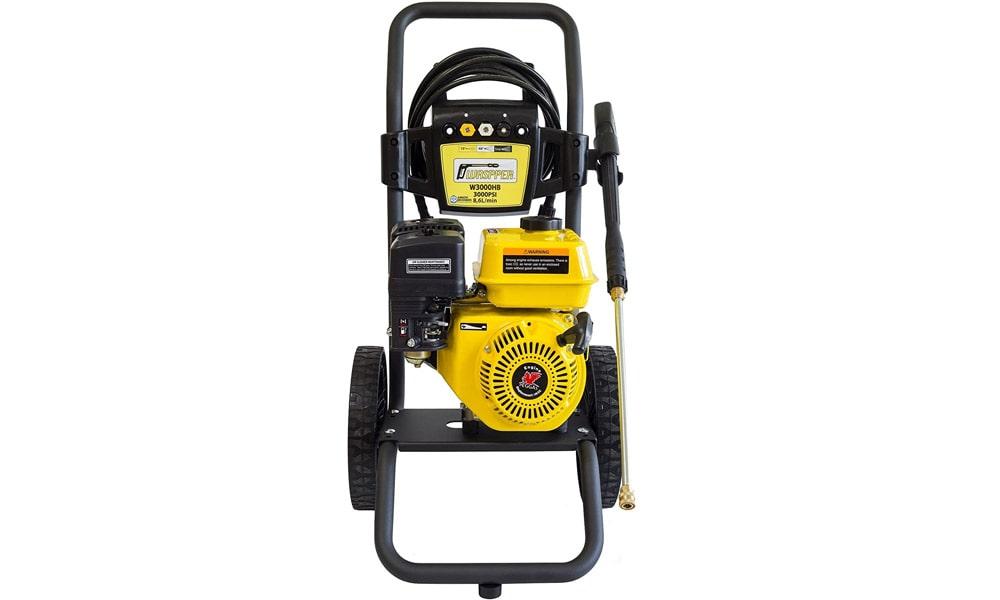La Hidrolimpiadora de Motor de Gasolina 3000 PSI