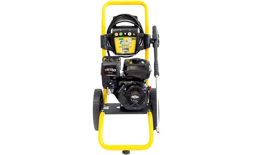 La Hidrolimpiadora de Motor de Gasolina Briggs&Stratton 3000 PSI