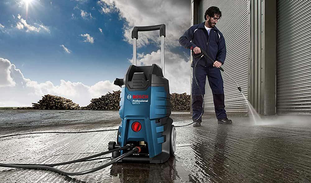 Bosch Professional GHP 5-75. La Mejor Hidrolimpiadora Bosch